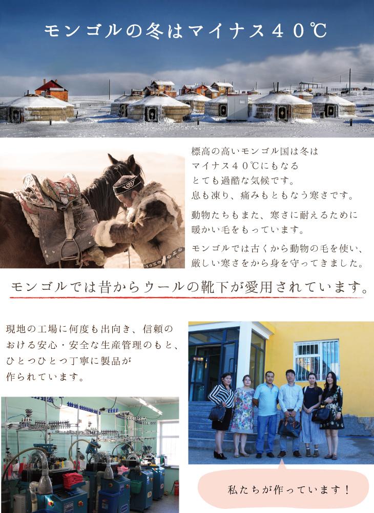 モンゴルの冬はマイナス40℃